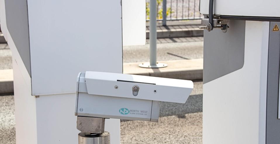 ANPR Car Recognition Camera