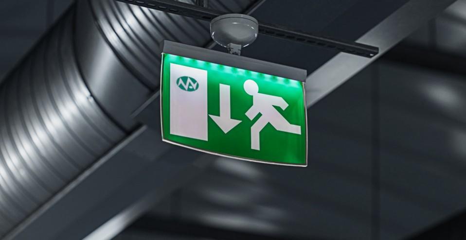 emergency lighting emergency luminaire