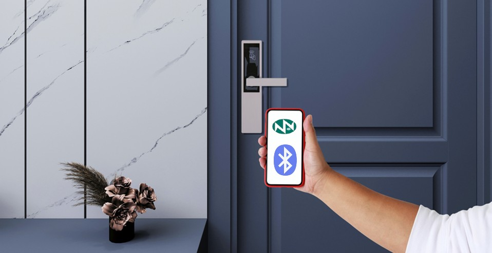 bluetooth access control mobile phone app door access control