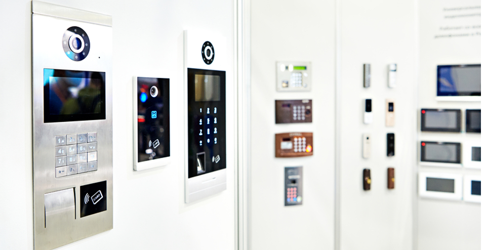 access control intercom systems cctv
